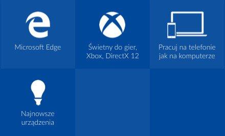 Windows 10 - Innowacyjny system, Innowacyjne urządzenia